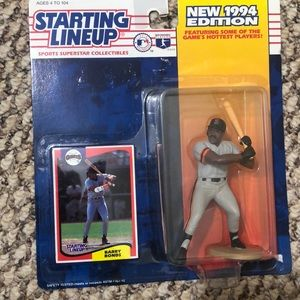 Starting lineup collectibles Barry Bonds 1994